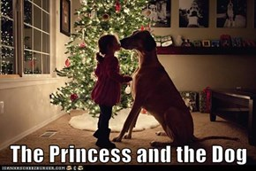 The Princess and the Dog