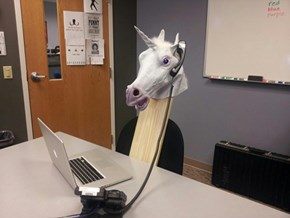 Yes, This is Unicorn