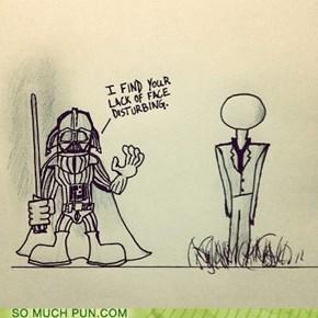 Vader vs. Slenderman