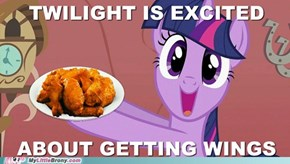 Twilight Wants Wings