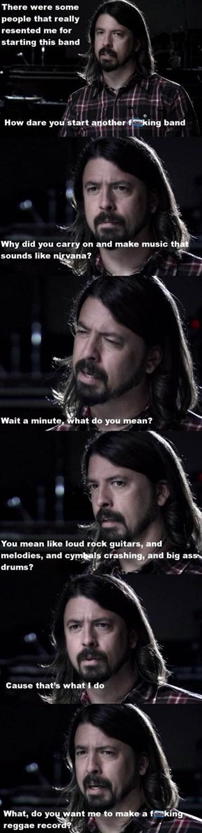 Grohl on Grohl