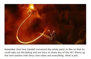 The Truth Behind Gandalf the White