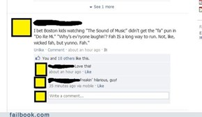 Boston kids love the Sound of Music