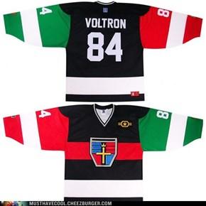 Voltron Hockey Jersey
