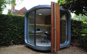 Take a Backyard Vacation With a Pod Like This!