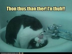 Thon thus than ther! I'n thuh!!