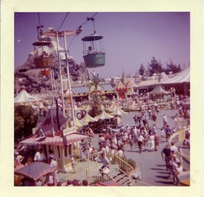 Take a Trip Back to Disneyland, 1960