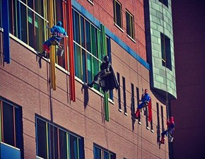 Super Window Washers