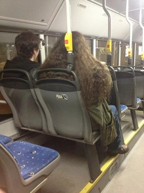 Is This the Bus to Hogwarts?