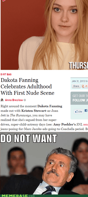 Maybe Kristen Stewart sucked her soul out