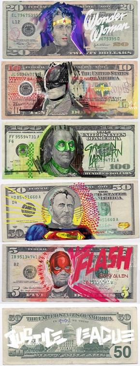 Justice Cash WIN