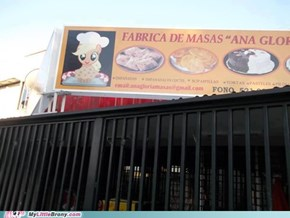 "Paste factory ""Ana Gloria"""