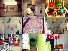 Mario Baby Room WIN