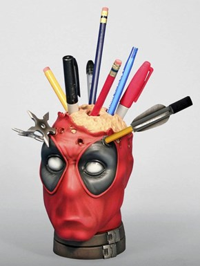 Deadpool Pencil Cup