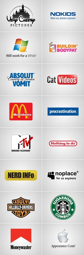Logos With a Side of Truth