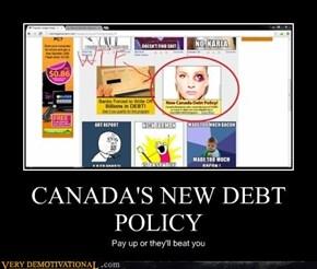 Canada's Debt Policy