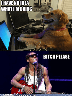 Lil' Wayne Wins This Round
