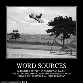 WORD SOURCES