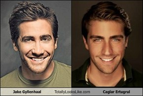 Jake Gyllenhaal Totally Looks Like Caglar Ertugrul