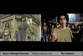 Dexy's Midnight Runners Totally Looks Like The Orphans