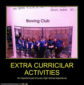 EXTRA CURRICILAR ACTIVITIES