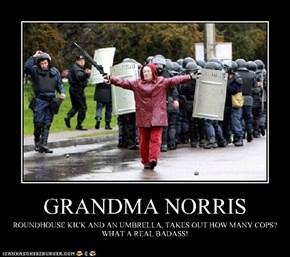 GRANDMA NORRIS