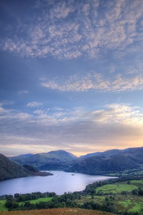 The Scene at Ullswater
