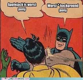 Apple... who?