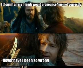 "It's Not Pronounced ""Me-Me"""