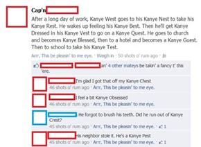 I'm Kanye Impressed