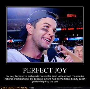PERFECT JOY