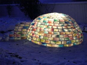 Rainbow Igloo WIN