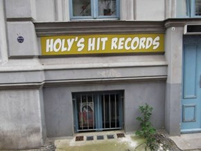 Could You Say the Name of This Record Shop for Me?