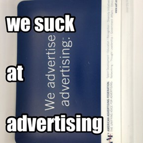 marketing makes me vomit in my mouth
