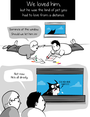 A Bittersweet Story from The Oatmeal