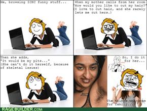 Armpit Rage
