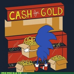 Sonic's Hit Hard Times