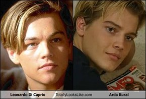 Leonardo Di Caprio Totally Looks Like Arda Kural