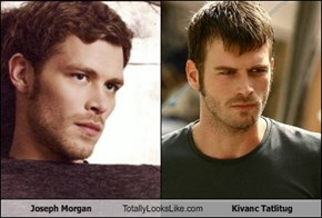 Joseph Morgan Totally Looks Like Kivanc Tatlitug