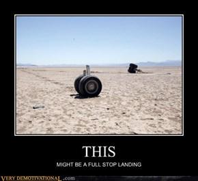 Where'd the Plane Go?