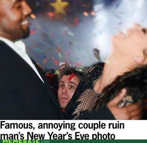 Annoying Famous Couple