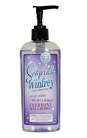 Soaprah Winfrey
