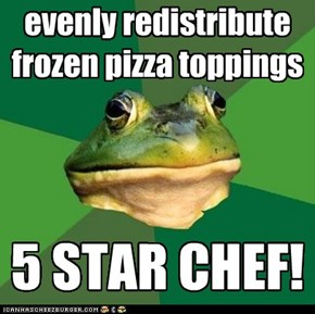 5 STAR CHEF!