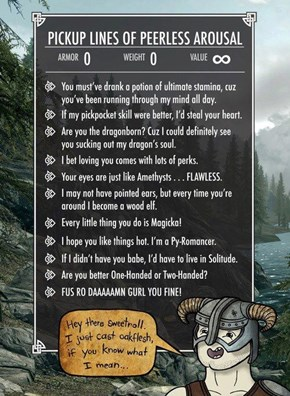 let the whiterun!