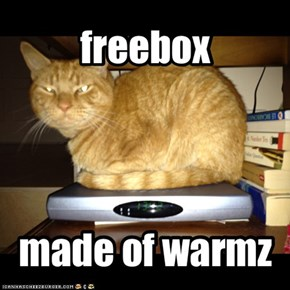 freebox = warmz