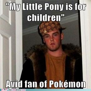 Scumbag Pokémon Trainer