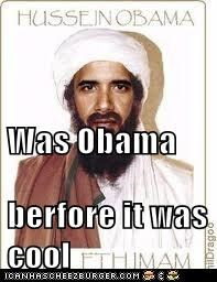 Was Obama berfore it was cool