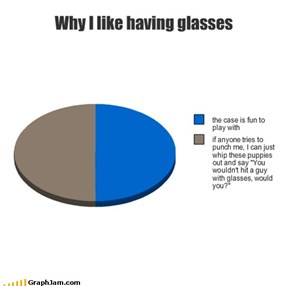 Why I like having glasses