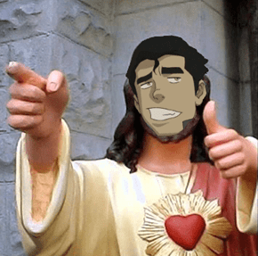 Good Guy Bolin Christ