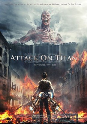 Would You Watch a Live Action Attack on Titan?